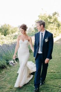 wedding photo - Luxury Rhône Chateau de Bagnols Real Wedding - French Wedding Style