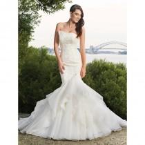 wedding photo - Sophia Tolli Y11329 - Seeder - Compelling Wedding Dresses