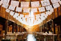 "wedding photo - PAPEL PICADO ""Mexican Wedding"""