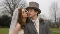 wedding photo - Two quotes to pull for an epic Amy Pond wedding reading