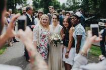wedding photo - Marcel Waves And A 1930s Vintage Wedding Dress