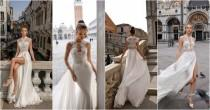wedding photo - Intricate Elegance: Julie Vino Wedding Dresses to adore!