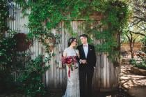 wedding photo - Dark + Romantic Mexico-Inspired Wedding in Austin, Texas