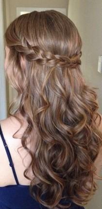 wedding photo - Wedding Hairstyle Inspiration - Heidi Marie (Garrett