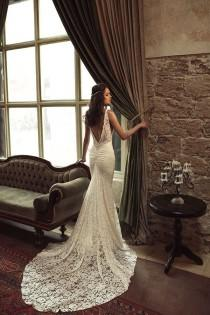 wedding photo - Romanzo Wedding Dresses 2017 By Julie Vino