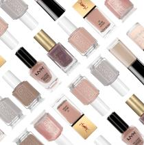 wedding photo - 16 Favorite Nude Nail Polishes of All Time
