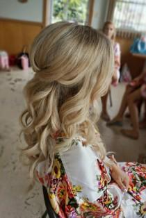 wedding photo - Hair