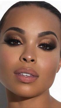 wedding photo - Black Girl Makeup Looks