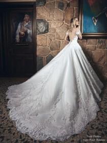 wedding photo - Tony Chaaya Wedding Dresses 2017