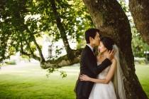 wedding photo - Wanderlust Inspired Chateau de Challain Wedding - French Wedding Style