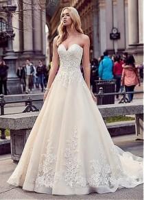 wedding photo - A-line Wedding Dress