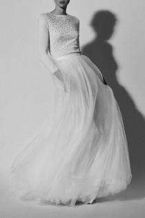 wedding photo - Carolina Herrera Spring 2018 Wedding Dresses