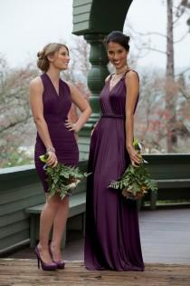 wedding photo - Rent Stylish Bridesmaid Dresses From Chic Bridesmaid