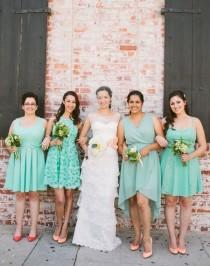 wedding photo - 4 Tips For Choosing Bridesmaids Dresses You And Your Ladies Will Love