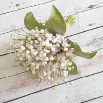 wedding photo - Bridal bouquet, Bouquet, wedding, wedding, wedding flowers, wedding accessories, DIY Bouquets, artificial flowers, handmade Bouquet