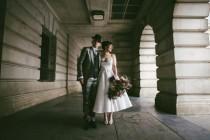 wedding photo - Informal DIY Wedding in Nottingham