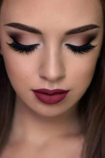 wedding photo - 24 Prom Makeup Ideas To Have All Eyes On You