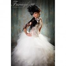 wedding photo - Farage, A484 - Superbes robes de mariée pas cher