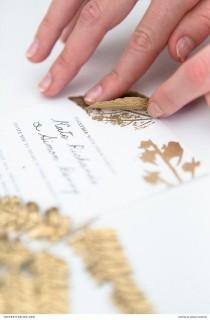 wedding photo - Make Your Own Stunning Wedding Invites