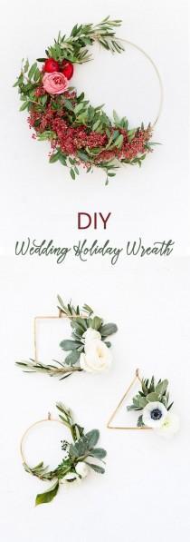 wedding photo - 28 Creative & Budget-friendly DIY Wedding Decoration Ideas