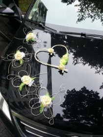 wedding photo - Decoracion Para Carro