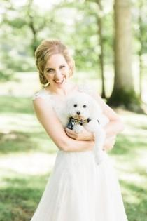 wedding photo - Summer North Carolina Ranch Wedding