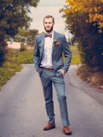 wedding photo - Groom Outfit Ideas For Every Type Of Wedding Venue