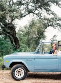 wedding photo - Outdoor Boho Austin Wedding