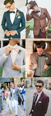 wedding photo - How To Style Your Groom Vintage? Ways And Items To Create The Perfect Vintage-Inspired Groom Attire