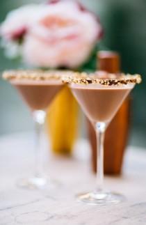 wedding photo - Nutella Martinis