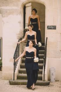 wedding photo - Chateau Les Carrasses South Of France For A Luxurious Destination Wedding With Neutral Colour Palette & Pronovias Lace Wedding Dress