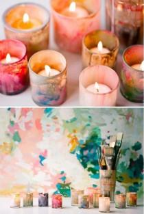 wedding photo - 20  Fabulous Watercolor Wedding Ideas (including Invitations, Decorations And Cakes)