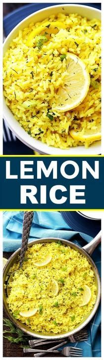 wedding photo - Lemon Rice