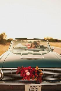 wedding photo - Retro Inspiration Shoot By The Life You Love Photography