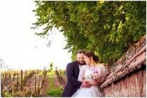 wedding photo - Anne & Patrick