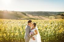 wedding photo - Bright and Beautiful Le Marche Wedding