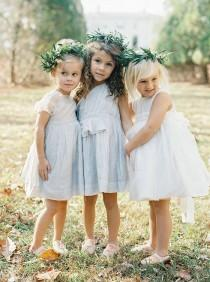 wedding photo - 31-lovely Spring-flower-girls - Once Wed