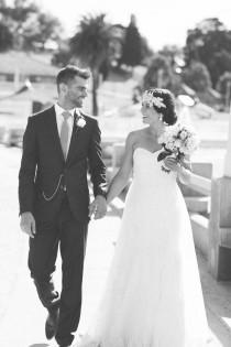 wedding photo - A Family-Focussed Wedding With Classic Style - Modern Wedding