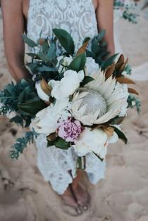 wedding photo - **THE Bouquet**