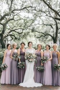 wedding photo - Botanical Inspired Southern Wedding at Ships of the Sea Maritime Museum :: Sarah & John