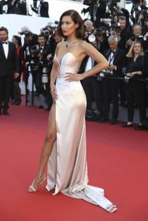 wedding photo - El descuido de Bella Hadid en Cannes