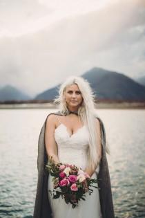 wedding photo - A majestic Middle-earth elopement in New Zealand