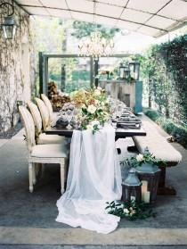 wedding photo - Garden Romance and Whimsy Inspiration Shoot