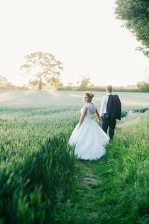 wedding photo - Meet Wedding Photographer Claire Macintyre - French Wedding Style