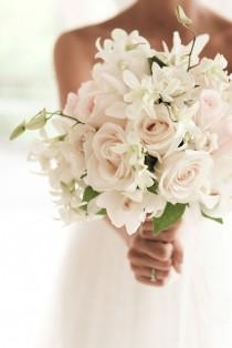 wedding photo - A-Whisper-of-Roses : Photo