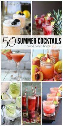 wedding photo - 50 Summer Cocktails
