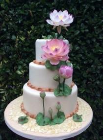 wedding photo - Lotus' Flower...Oriental Garden
