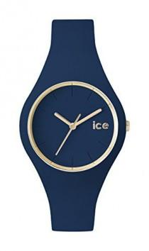 wedding photo - ICE-Watch - ICE.GL.TWL.S.S.14 - Ice Glam Forest - Montre Mixte - Quartz Analogique - Cadran Bleu - Bracelet Silicone Bleu: Amazon.fr: Montres