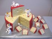 wedding photo - Mice Heaven — Children's Birthday Cakes