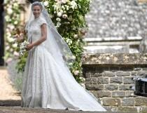 wedding photo - How To Get Pippa Middleton's Stylish (and Sometimes Sporty!) Wardrobe